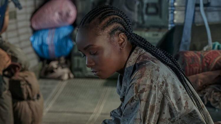 《不死軍團》電影劇照。