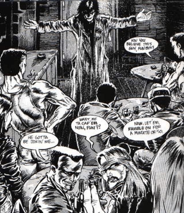 闇色英雄漫畫《 龍族戰神 》推出後意外獲得不少粉絲支持。