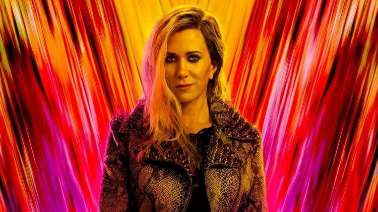 《神力女超人 1984》「豹女」克莉絲汀薇格。