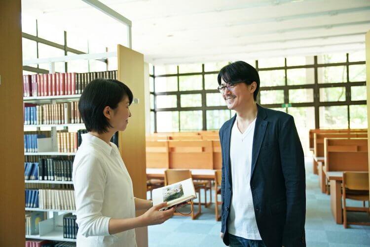 松隆子、福山雅治主演,岩井俊二導演電影《最後的情書》劇照。