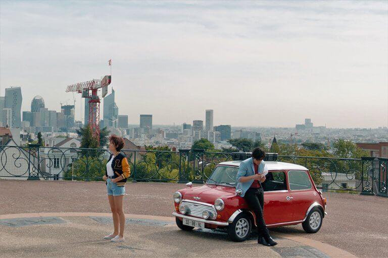 法國版《城市獵人》(City Hunter) 劇照。