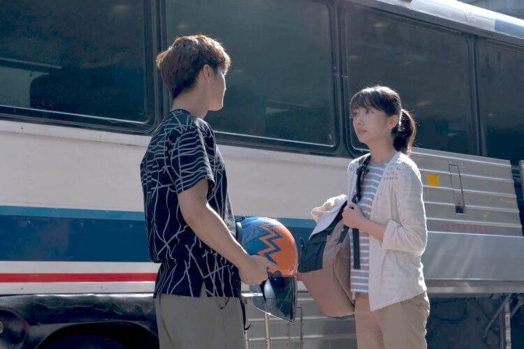 「Eric」炎亞綸與「春香」波瑠在公視與 NHK 合拍迷你影集《路~台灣EXPRESS~》中飾演男女主角。
