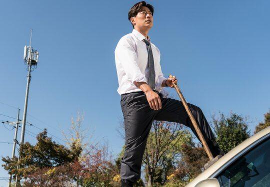 李熙峻在劇中飾演單親爸爸「黃頭元」