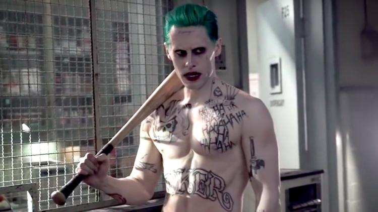 「小丑」傑瑞德雷托 (Jared Leto)