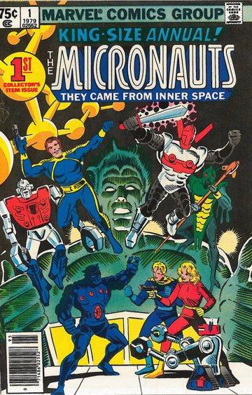 微觀宇宙 不是 漫威 的專利── 派拉蒙 也將推出擁有類似宇宙觀的《 微星小超人 》電影。