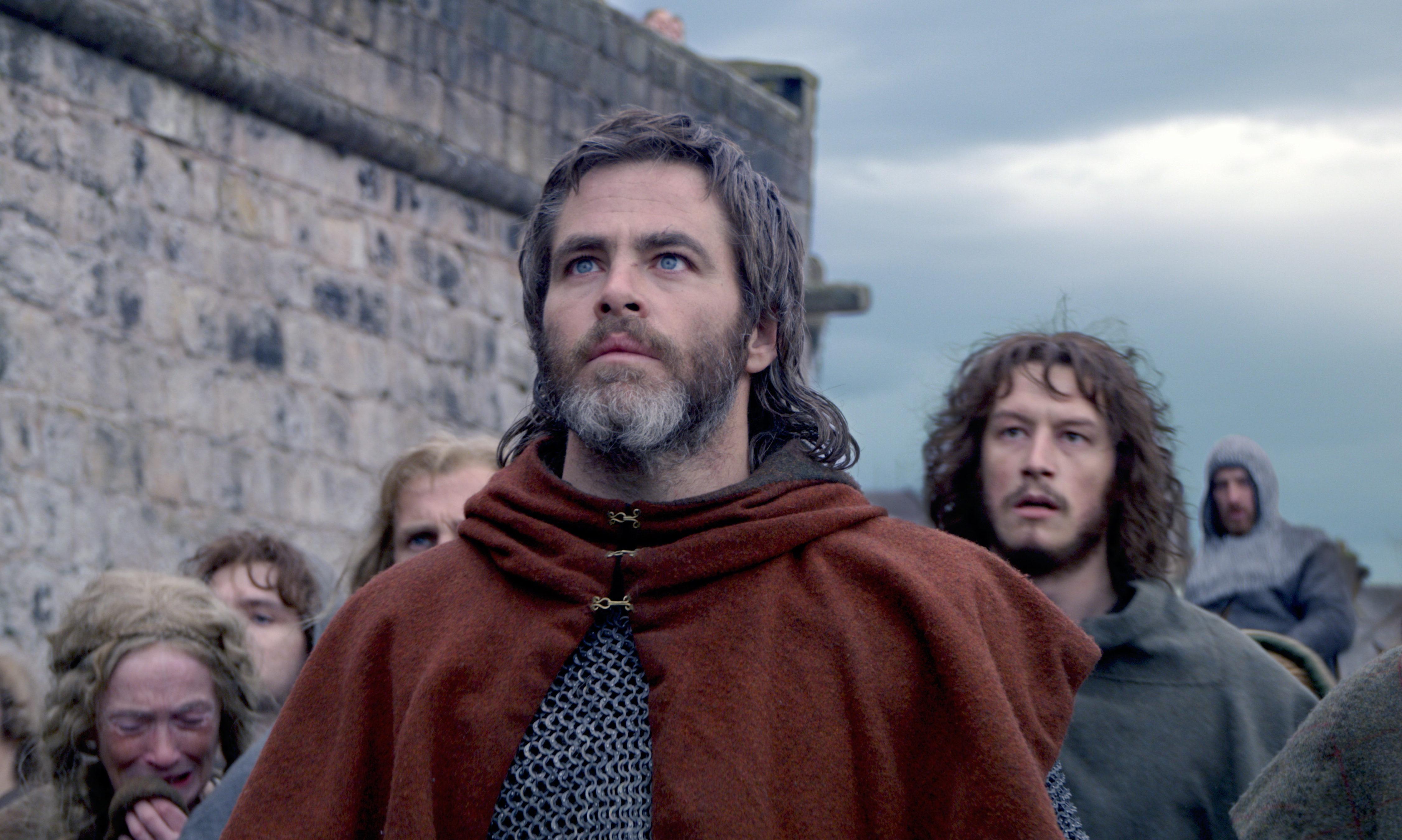 克里斯潘恩 Netflix《 不法國王 》 劇照 。