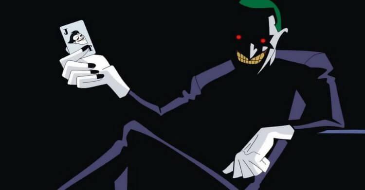 DC 小丑。