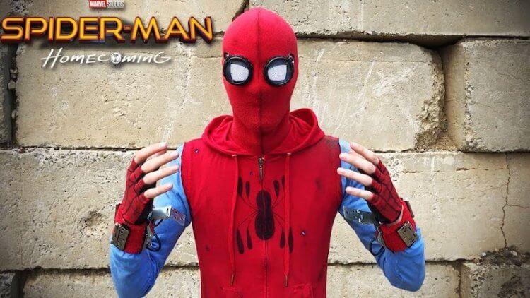 《蜘蛛人:返校日》。