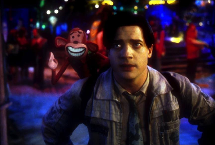 《 碰碰猴 》:非常尷尬的電影。