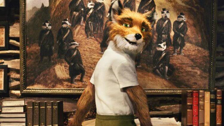 《超級狐狸先生》劇照。