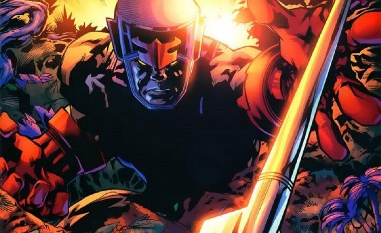 《正義聯盟》反派達克賽德的菁英 Devilance。