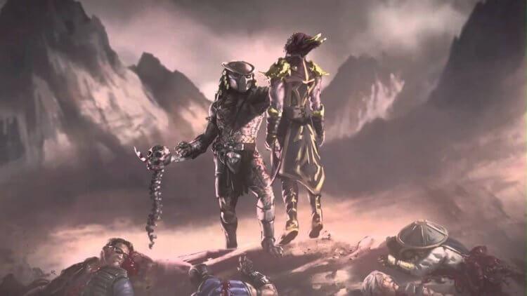 客串登場《真人快打》電玩的終極戰士。