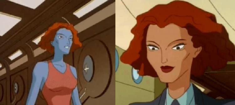 動畫影集《MIB 星際戰警》:艾琳 (Aileen)。
