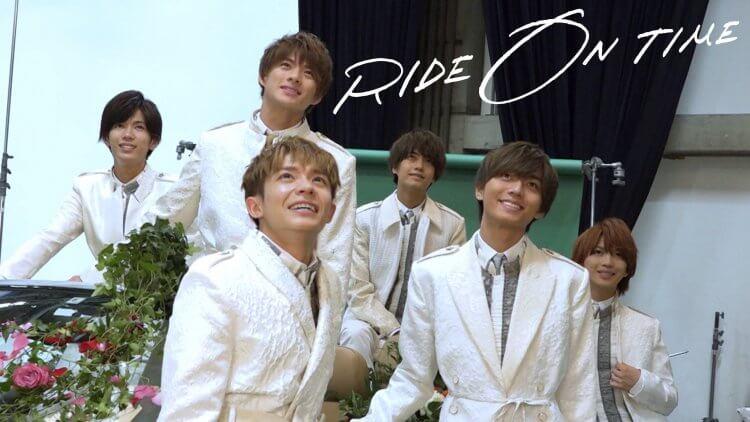 《RIDE ON TIME:時間編織的真實故事》紀錄片影集中,傑尼斯事務所底下的偶像團體 King & Prince。