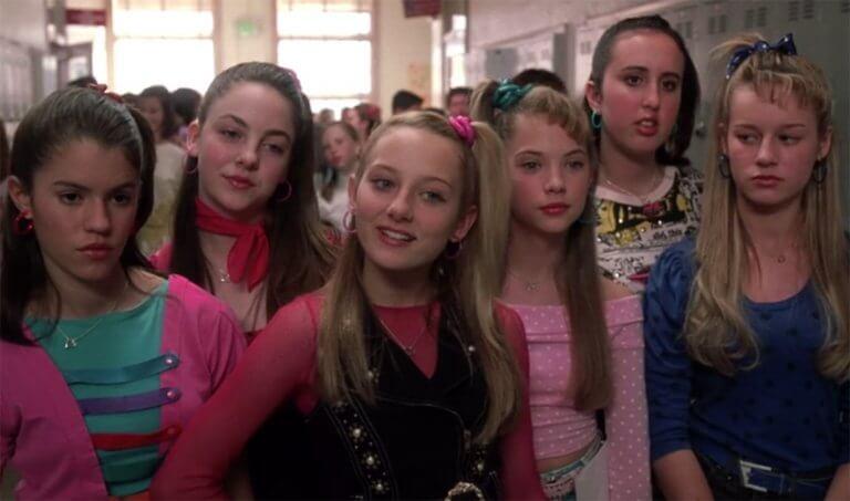 布麗拉森曾演出《十三姑娘一朵花》(13 Going on 30) 。