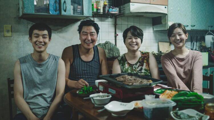 坎城金獎電影《寄生上流》奪南韓票房冠軍   國民影帝宋康昊:「這是無論貧窮或富有,身而為人的尊嚴及人與人相處的故事」首圖