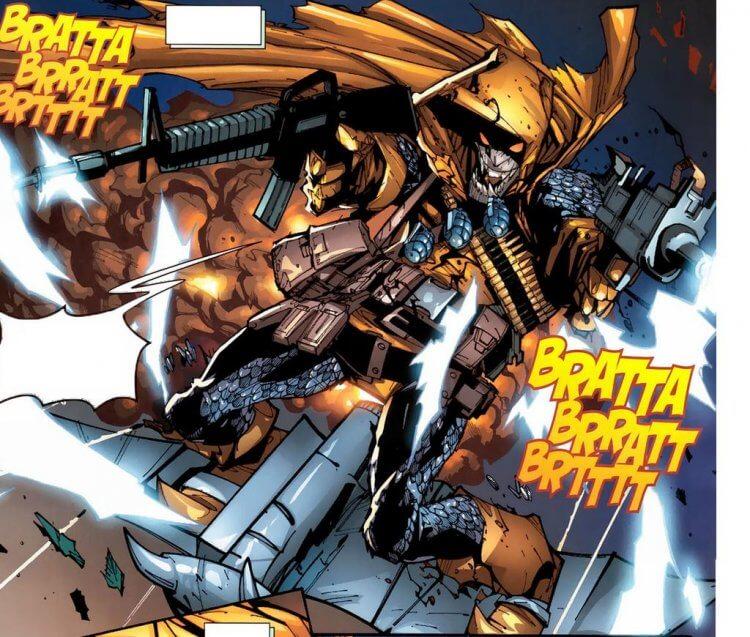 丹尼爾金斯利 (Daniel Kingsley),曾成為漫威《蜘蛛人》漫畫反派「惡鬼」的其中一號人物。