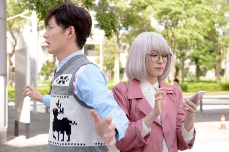 日劇《掟上今日子的備忘錄》新垣結衣、岡田將生。