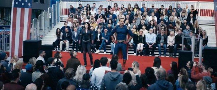 《黑袍糾察隊》第二季 第七集。
