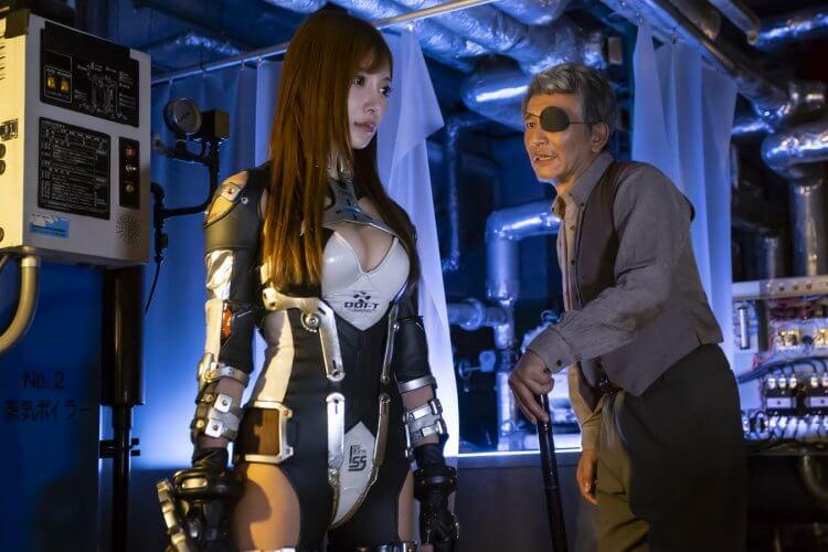 《鋼鐵女孩:最後戰役》電影劇照。