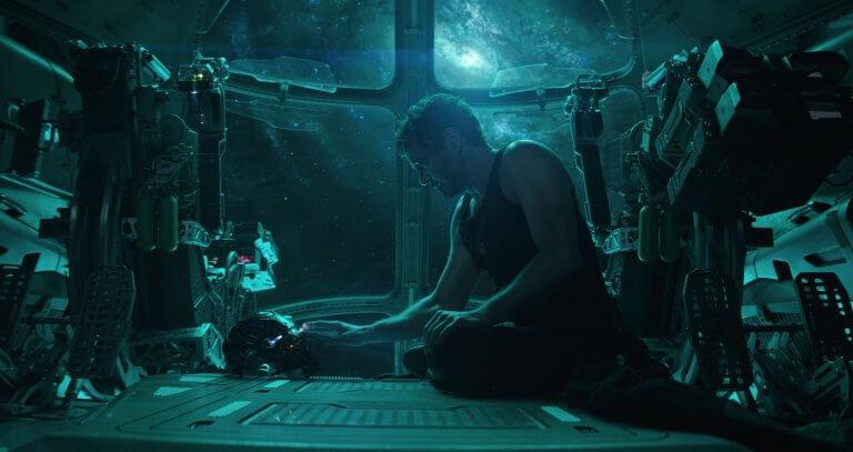 《復仇者聯盟:終局之戰》(Avengers: Endgame) 劇照。