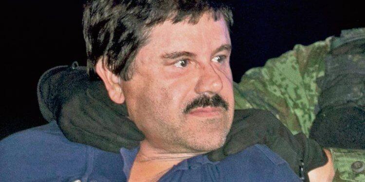 兩次越獄的毒梟「El Chapo」。
