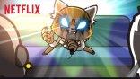 OL 不升官,為課金當地下偶像?Netflix 原創動畫《衝吧烈子》第三季上線,烈子怒火更衝冠!