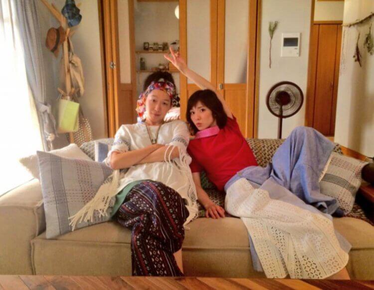日本女演員江口德子。