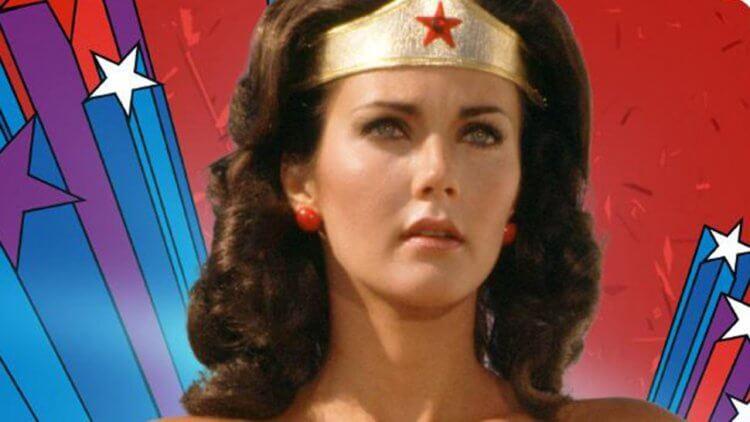琳達卡特飾演的神力女超人。