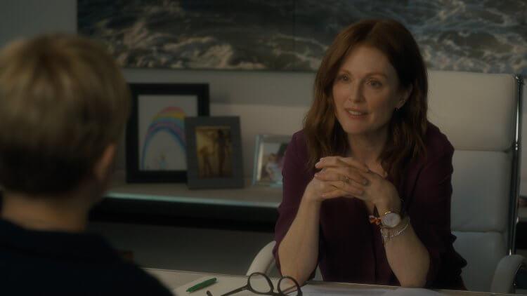 茱莉安摩爾為《你願意嫁給我老公嗎?》故事深深著迷,不但親自演出更首度擔任製片工作。