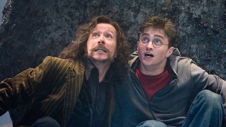 《哈利波特:鳳凰會的密令》劇照。