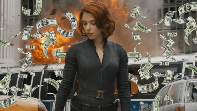 2019 年好萊塢十大最高薪天后名單出爐:黑寡婦、電視天后與線上串流平台天后發大財!首圖