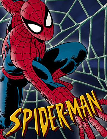 《蜘蛛人》 (Spider-Man) 電視卡通