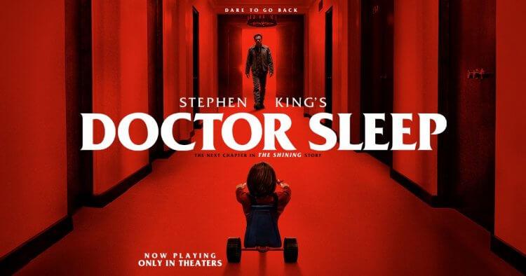 改編自史蒂芬金經典《鬼店》的續集、由麥可弗拉納根執導的《安眠醫生》。