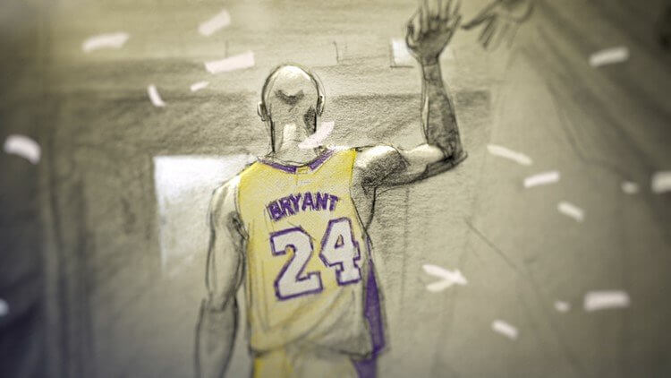 《親愛的籃球》(Dear Basketball)