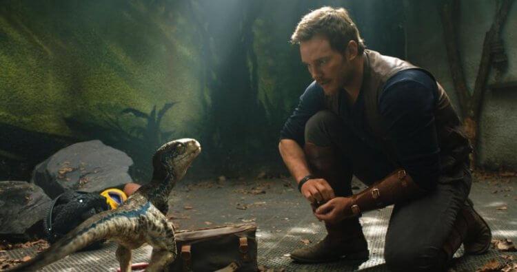 《侏羅紀世界:殞落國度》劇照。