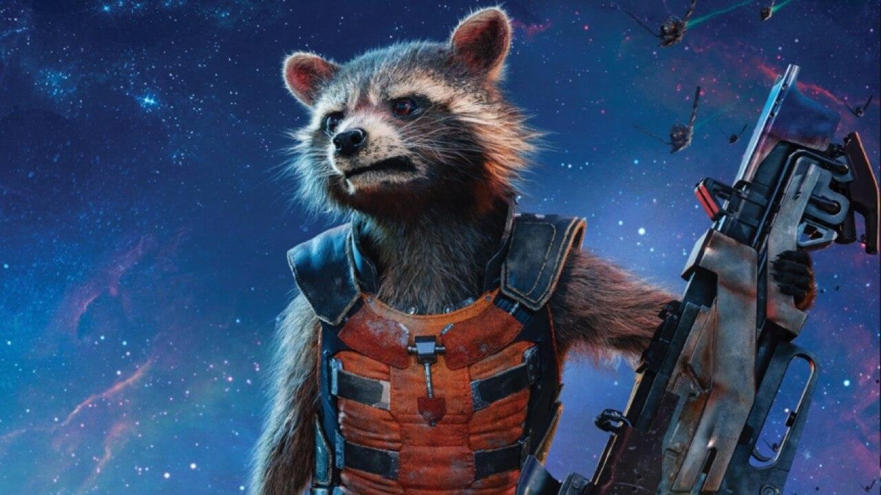 《星際異攻隊》有位隱形人,成就影史最靈動的混蛋浣熊(一):在多才多藝的兄姊之中,他就只是個……老么首圖