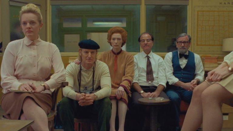 比爾莫瑞、傑夫高布倫、蒂妲絲雲頓等好萊塢大咖齊聚!魏斯安德森新作《法蘭西快報》首支預告公開!