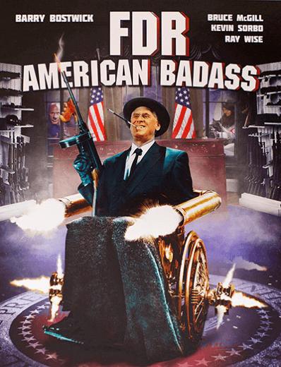 2012 年作品《狼戰》電影海報。