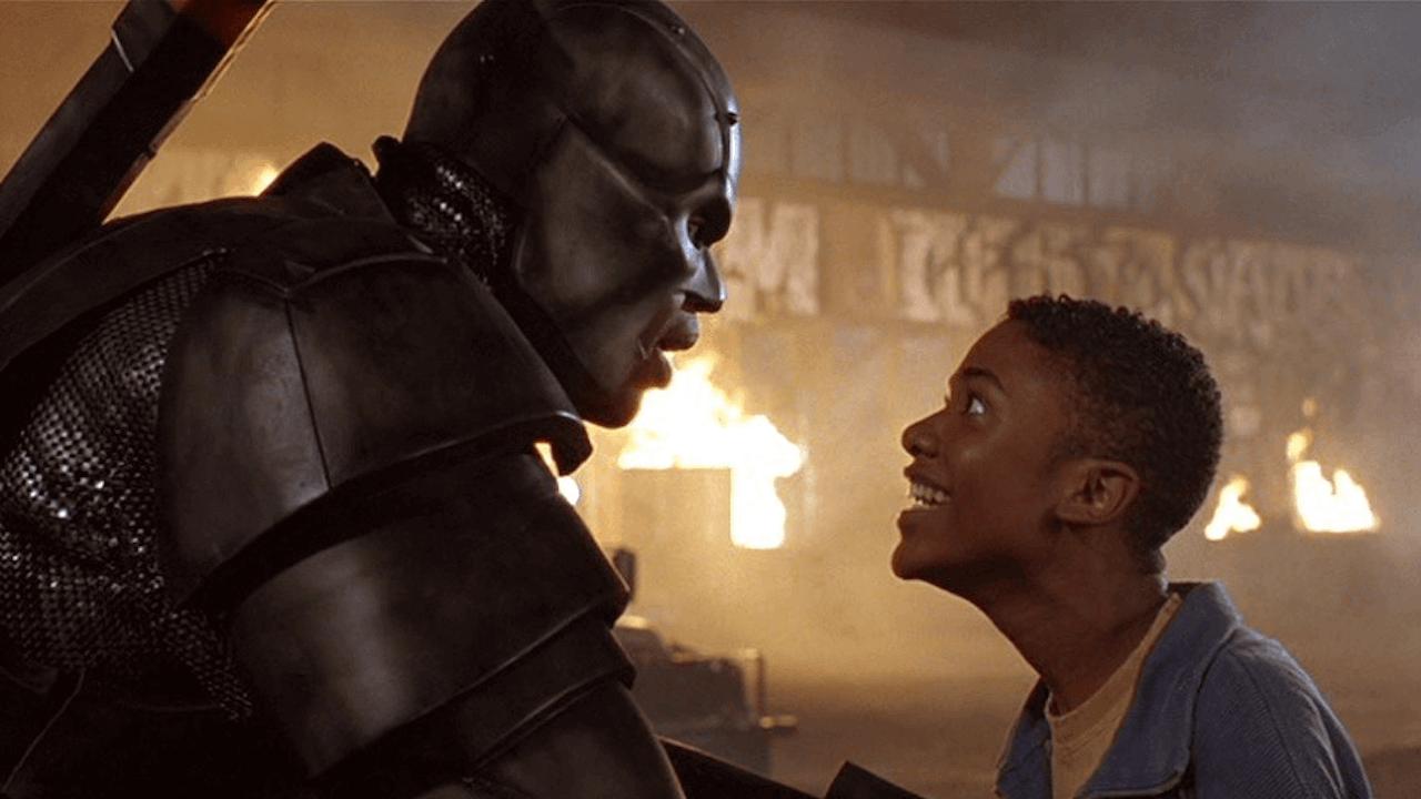 黑色的超英戰士《鋼鐵悍將》(六)(完) :在球場上稱王、在銀幕上慘敗的俠客歐尼爾首圖