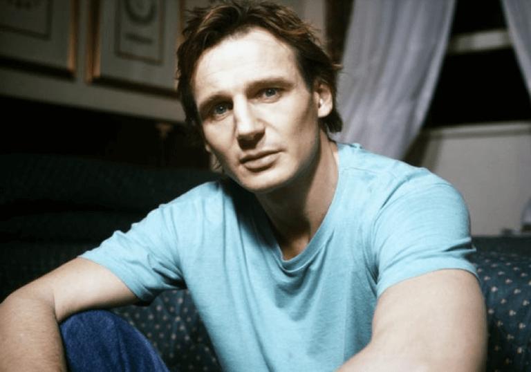 年輕的連恩尼遜 (Liam Neeson)
