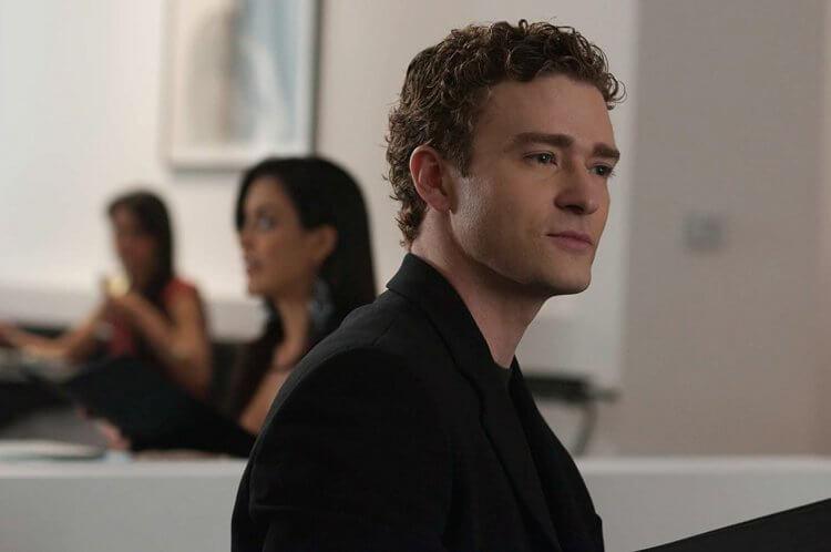 2010 年電影《社群網戰》飾演西恩帕克的賈斯汀提姆布萊克。