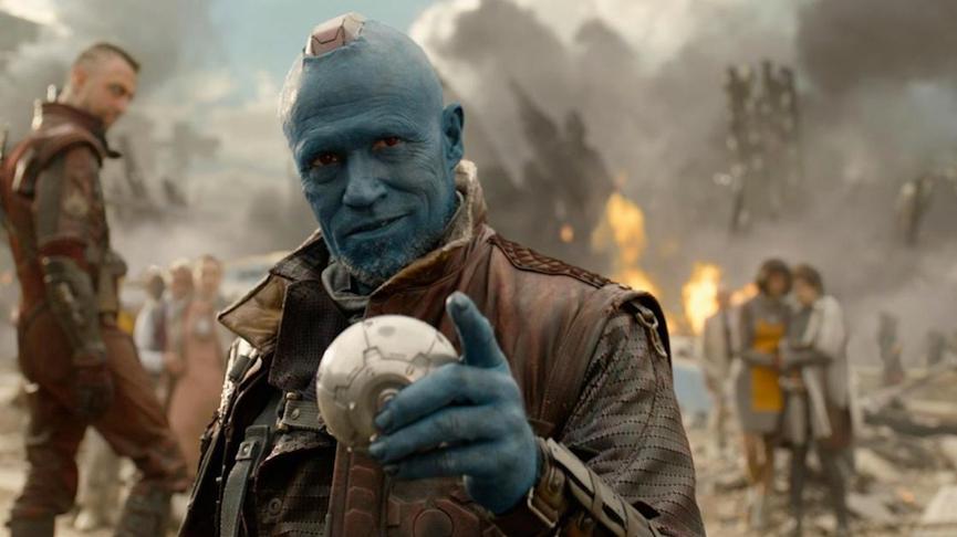 在《 星際異攻隊 》《 星際異攻隊2 》中,由 麥克魯克 飾演人氣角色 勇度 。