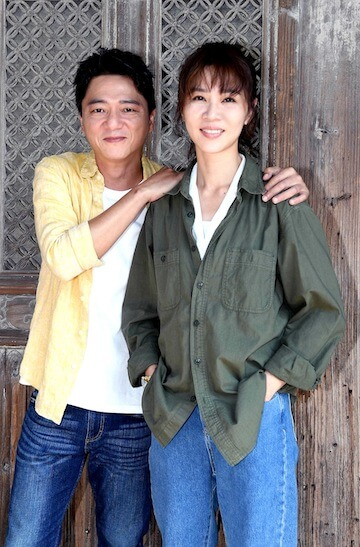 謝盈萱和藍葦華《俗女 2》再演森玲 CP。
