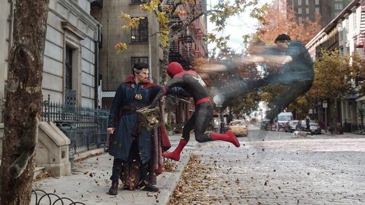 《蜘蛛人:無家日》前導預告震撼曝光!多重宇宙世界降臨,經典反派再次襲來首圖