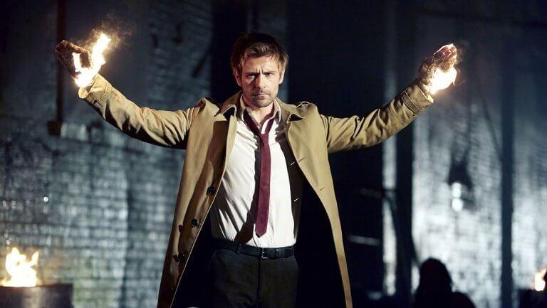 2014 年由 NBC 推出的美劇影集《康斯坦汀:驅魔神探》。