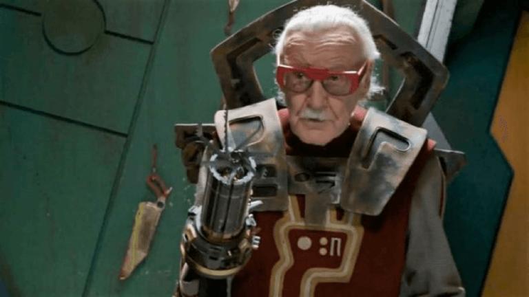 史丹李客串《雷神索爾 3:諸神黃昏》(Thor: Ragnarok)
