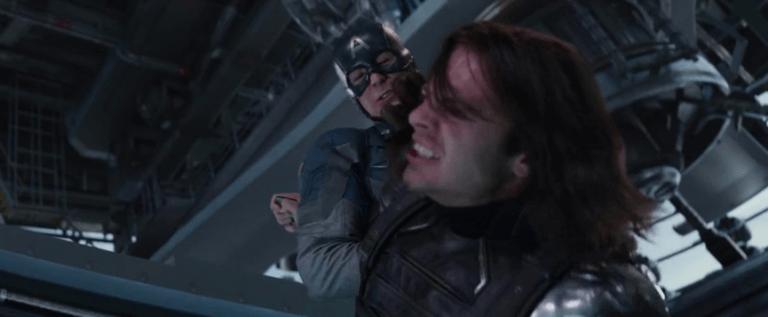 《美國隊長 2:酷寒戰士》(Captain America: Winter Soldier) 劇照。