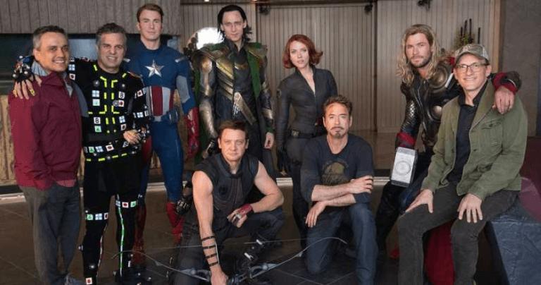 《復仇者聯盟》(The Avengers) 電影劇組人員
