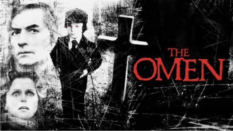 李察唐納 1976 年執導的恐怖電影《天魔》製作過程發生許多邪門的事情。